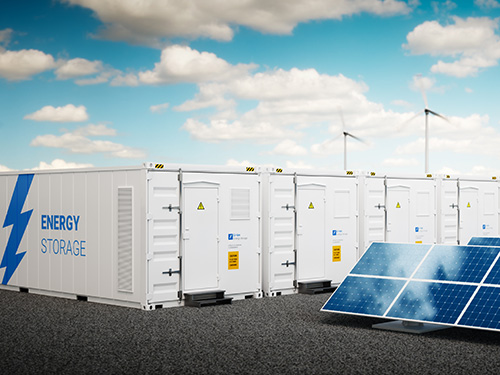 BESS Energy Storage Systems